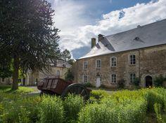 Estilo rústico y elegante al mismo tiempo: granja castillo de Luxemburgo con pizarra natural CUPA 10 | #Renovación