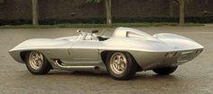 Chevrolet Corvette Stingray, 1959