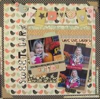 A Project by auntieklm from our Scrapbooking Gallery originally submitted 02/29/12 at 09:52 PM