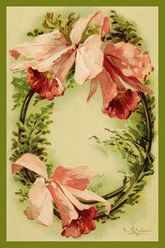Olde America Antiques | Quilt Blocks | National Parks | Bozeman Montana : Alphabet Flowers A to Z - Letter O