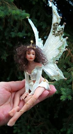 OOAK Hiddleston Fairy