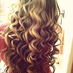 when you want that curl with some actual curl to it.
