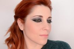 Les palettes Into the Wild de Laura Mercier #smoky #eyes #makeup #beauty #blog #green