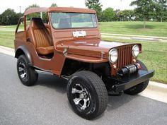 1951 Willys Jeep 4X4