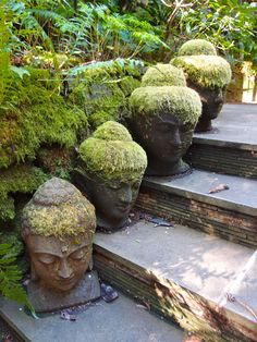 """Garden Graffiti"" (Part 8): ""Zen Zones""  … just a ""made for browsing"" batch of ""Zenned Out"" garden inspirations"