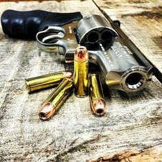 """Ruger Alaskan 454 Revolver! Hit Like! -@gun #Motorhead"""