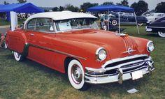 The Classic Pontiac - 1954 Pontiac