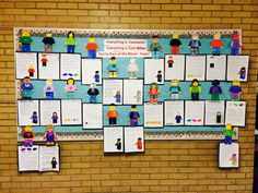 "Leader in Me Bulletin Boards | Leader in me bulletin board idea. Lego movie-""Everything is awesome ..."