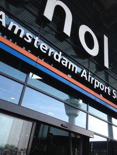 Schiphol, Amsterdam airport