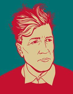 David Lynch by Gabe Usadel