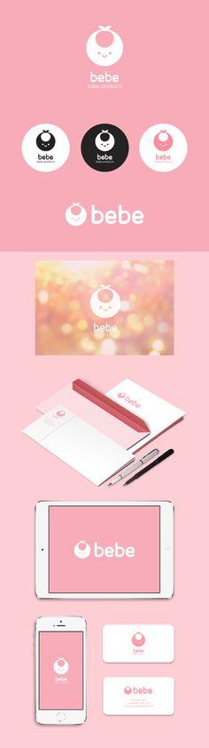핑크 베이비, 베베  (Logo Design By Conoi)