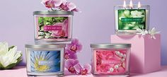 Make it springtime in every room with candles from Avon Home Fragrance Collection! #AvonRep