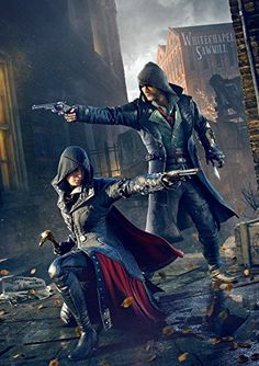 Assassin's Creed Syndicate - The Frye Twins The Assassin, All Assassins, Assains Creed, All Assassin's Creed, Assassins Creed Unity, Assassins Creed Origins, Assassins Creed Odyssey, Kratz Tattoo, Jacob And Evie Frye