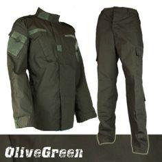 Swat Team Tactical BDU(Olives Green)