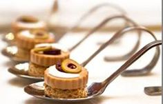 Canapes inspired by Downton Abbey - Foodepedia
