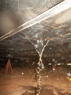 Rain will be with use soon and that could mean water leaks! This is an actual water damage that we too care of. Water Damage, Rain, Rain Fall, Waterfall