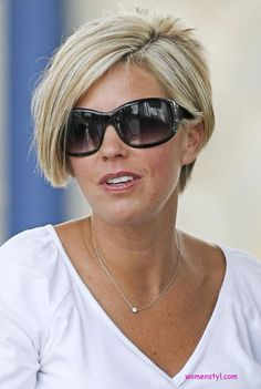 Kate Gosselin Charming Hairstyles on 2013