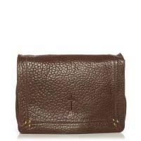 JÉRÔME DREYFUSS Albert Bubble Lambskin Bag. #jérômedreyfuss #bags #shoulder bags #leather #lining #cotton #