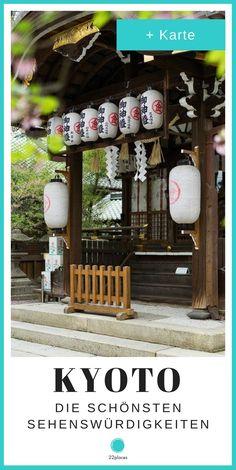 Kyoto Tempel & Tipps: Der perfekte Guide für deine Reise nach Kyoto. Wir zeigen dir, was dich in Kyoto alles erwartet und haben dir eine Route für 4 Tage zusammen gestellt.