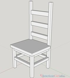 Childrens Storage Chair Planning This One Without The