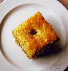 Recipe for Copenhagen Desser