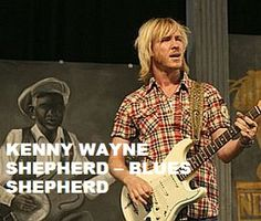 TODAY (June 12) Mr.Kenny Wayne Shepherd is 37.  Happy Birthday Sir. To watch his 'VIDEO PORTRAIT'  'Kenny Wayne Shepherd  - Blues Shepherd' in a large format, to hear  'YOUR BEST OF Kenny Wayne Shepherd' on Spotify, go to >>http://go.rvj.pm/4v