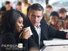 "This might be ""of interest"" to you too! I love Person of Interest with Jim Caviezel."