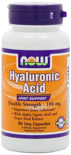 Find best price for NOW Foods Hyaluronic Acid Plus, 60 Vcaps , Pack of 4 Hyaluronic Acid, Skin Treatments, Healthy Life, Herbs, Packing, Foods, Free Shipping, Healthy Living, Bag Packaging