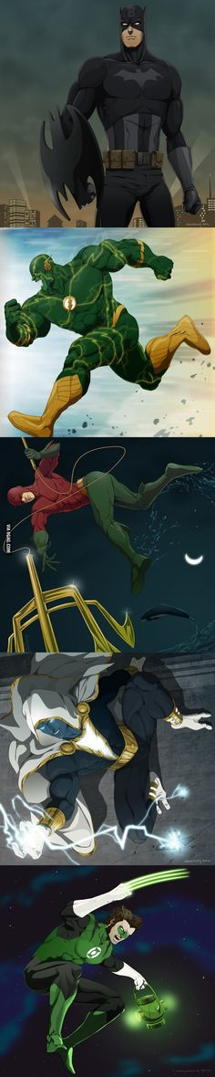 Oh ****, the Hulk CAN run faster mad than you can scared! http://9gag.com/gag/a8YVKAY?ref=mobile
