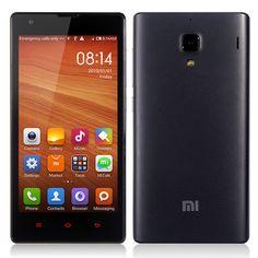 Buy XIAOMI HONGMI REDMI 1S MSM8228 - XIAOMI HONGMI REDMI 1S MSM8228 1.6GHz 4.7 Inch HD Screen MIUI V5(Support Android 4.3) 3G Smartphone