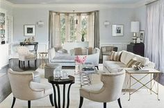 pinterest cozy living room | Does This Color Make My Room Look Big? >> Linda Holt Interiors