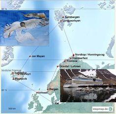 Einmal Spitzbergen undzurück Unsere Reise mit der AIDA Luna in den hohen Norden . In den vergangenen drei Wochen waren wir von der Bildfläche verschwunden. Wir haben eine kleine Auszeit genommen u…