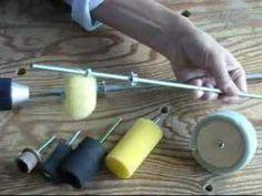 ナット早回し法 A method to move a nut quickly.