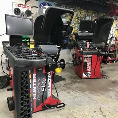 It's always bittersweet replacing the equipment that helped build this business 😞.but there's a new Hunter Road-Force Elite balancer in the house! Service Auto, Car Repair Service, West Bridgewater, Michelin Man, Tyre Shop, Motorcycle Design, Construction, Engineering, Business