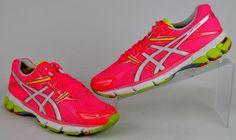 Asics Gel Gt 1000 Women's Sz 8.5 M Pink Running Shoes #ASICS #RunningCrossTraining