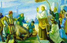 EUCHARISTIC MIRACLE AT RIMINI (Thursday Devotion to Saint Anthony of Padua)