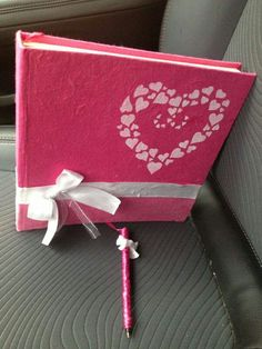 Guestbook fuxia