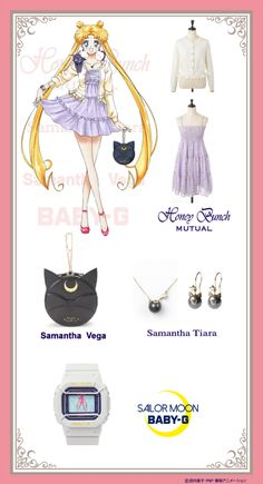 The Sailor Moon x Isetan Line Continues To Be A Bishoujo Senshi Sailor Dream Sailor Moon Outfit, Sailor Moon S, Sailor Moon Cosplay, Sailor Moon Crystal, Sailor Outfits, Cosplay Casual, Cosplay Outfits, Anime Outfits, Cute Outfits