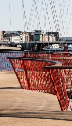 A Bridge That Celebrates Pedestrians Opens In Copenhagen