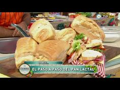 Pan lactal tradicional - YouTube