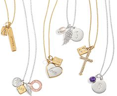 Build a delicate charm necklace for everyday | Stella  Dot