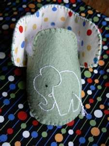 DIY baby shoes when I have kids :)