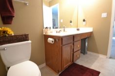 471 Emerald Fields Home for Sell Kyle Texas Master Bedroom with double vanity and second closet