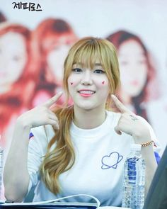 WJSN - Nam DaWon 남다원 fansign 160403 #다원 #우주소녀 #팬사인회