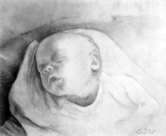 Eduardo asleep -Eduardo Naranjo (1944, Spanish)