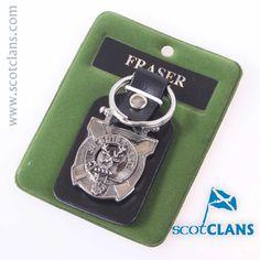 Fraser Clan Crest Ke