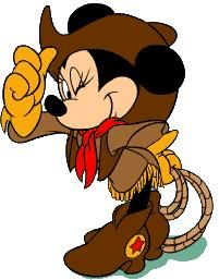 ******************MINNIE Cowboy Mickey Mouse - Bing Images