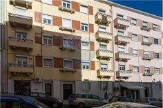 Lisboa, Bairro dos Actores. Apartamento T3, em bom estado, 4º andar sem elevador, muito charme. Vendido em Fevereiro de 2016 por 265 mil euros. Vendido por Diogo Neto.