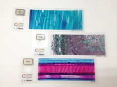 Art+Science = Scientific Histological Slides For Kids Available in Vending Machines.