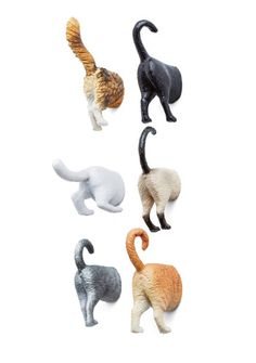 This reminds me of that one episode of Bob's  Burgers with the paintings of over embellished animal butts